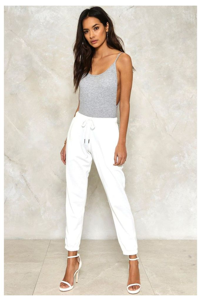 Emily High-Waisted Joggers