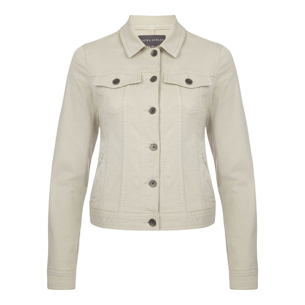 Stone Denim Jacket