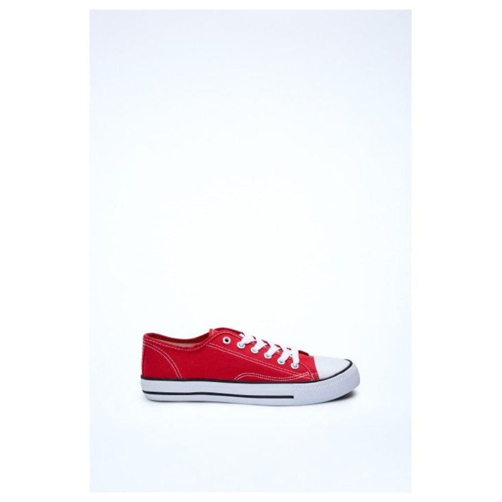 LOW TOP CANVAS