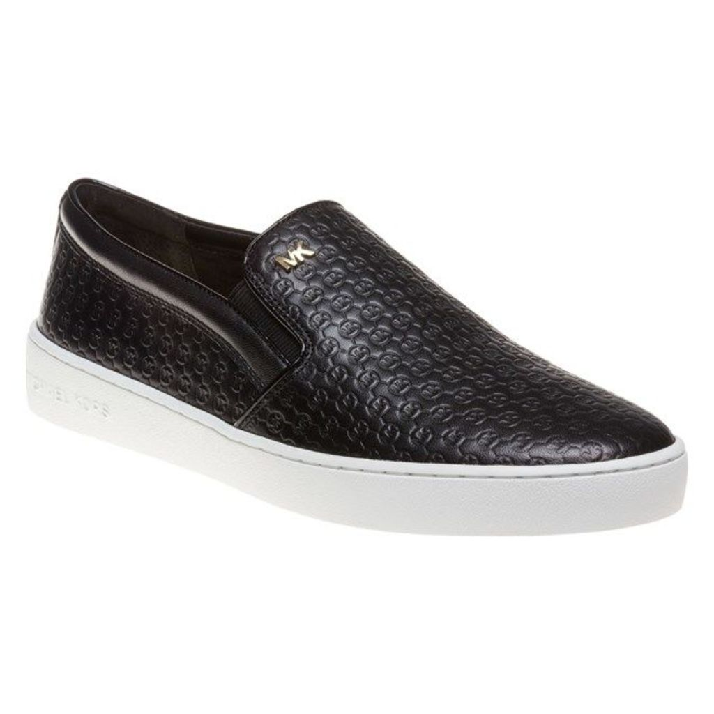 Michael Kors Colby Slip On Trainers, Black