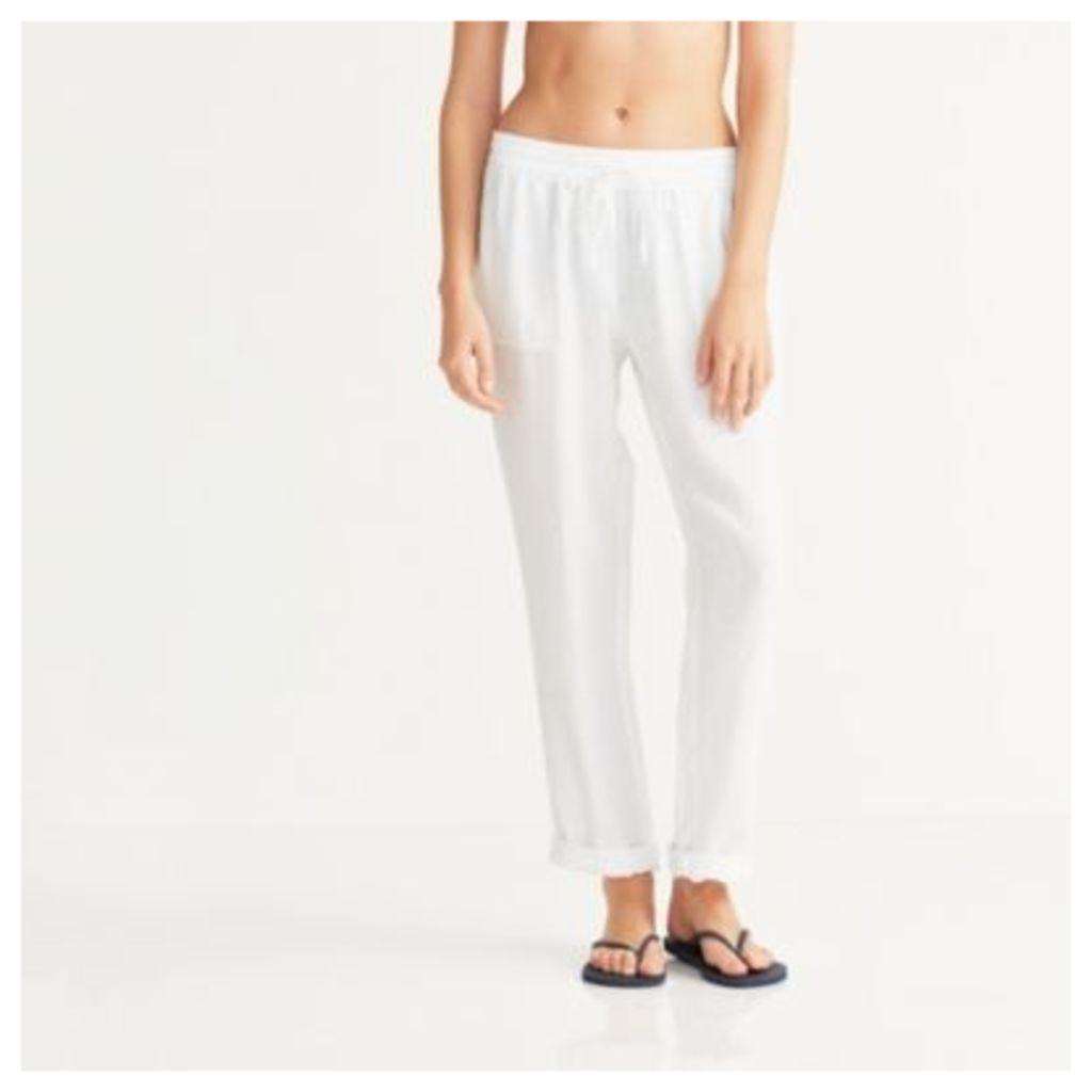 Linen Beach Trousers