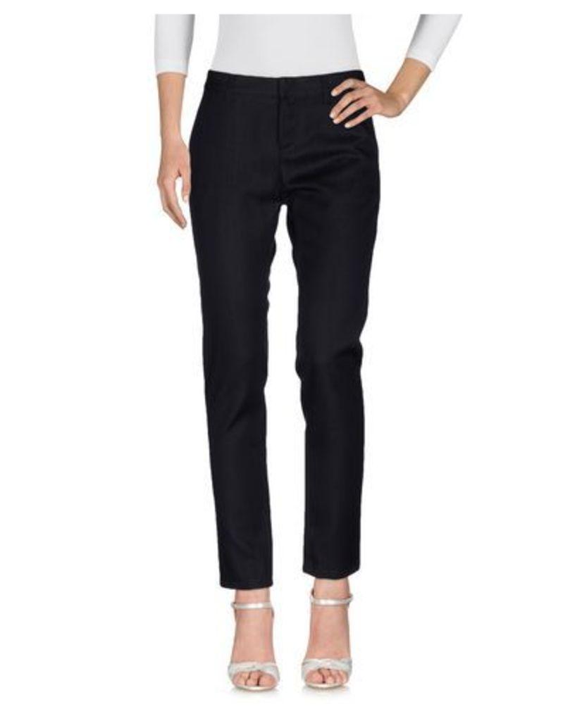 DIOR DENIM Denim trousers Women on YOOX.COM
