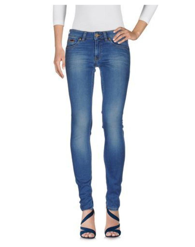TOMMY HILFIGER DENIM DENIM Denim trousers Women on YOOX.COM