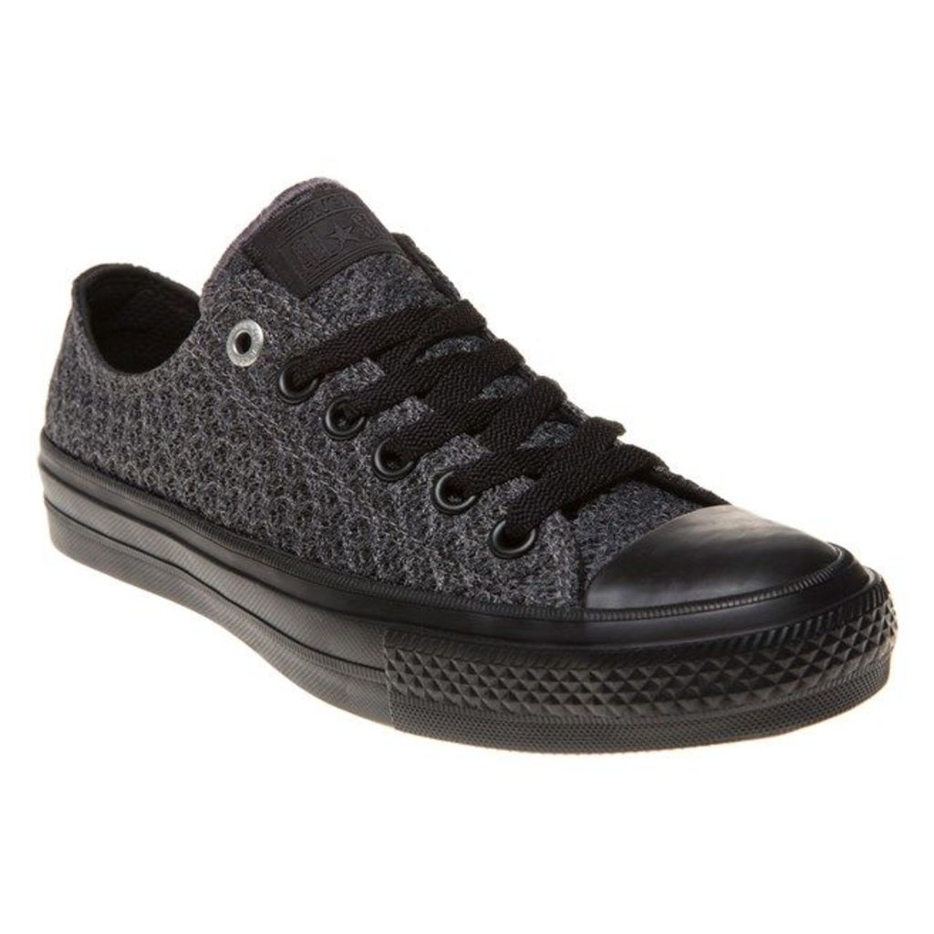 Converse Chuck Taylor All Star II Low Trainers, Thunder/Black