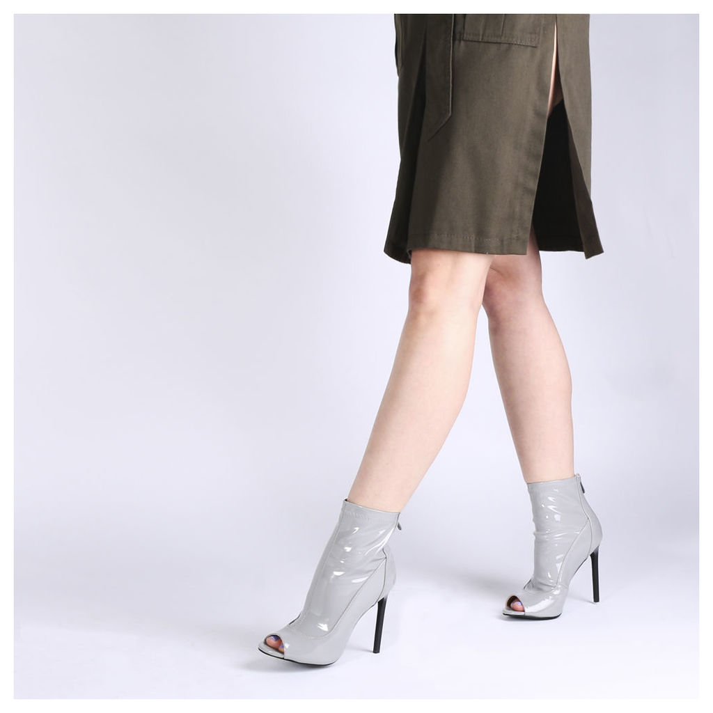 Toni Stiletto Heels, Grey