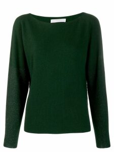 Fabiana Filippi soft knit jumper - Green