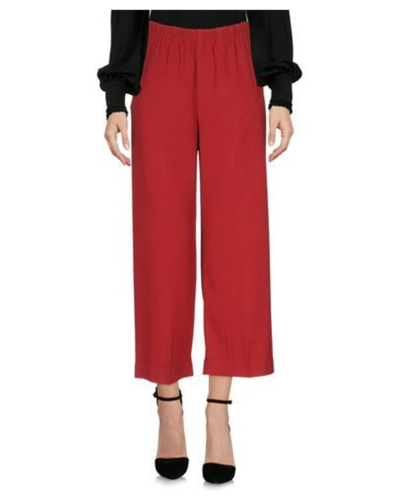 SHIRTAPORTER TROUSERS 3/4-length trousers Women on YOOX.COM