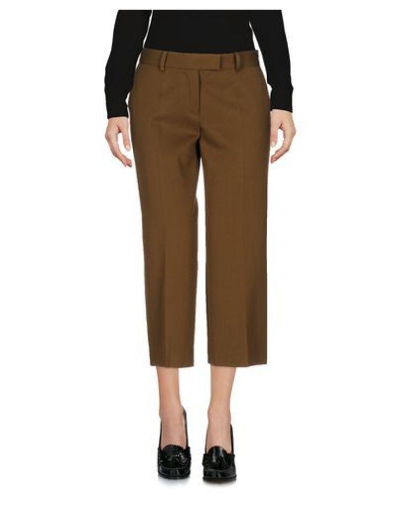 BOULE DE NEIGE TROUSERS 3/4-length trousers Women on YOOX.COM