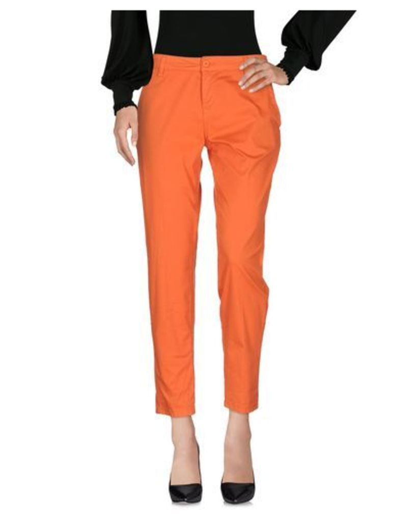 SCEE BY TWIN-SET TROUSERS Casual trousers Women on YOOX.COM
