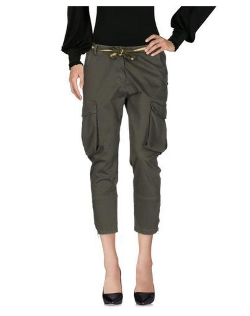 MOTEL TROUSERS 3/4-length trousers Women on YOOX.COM