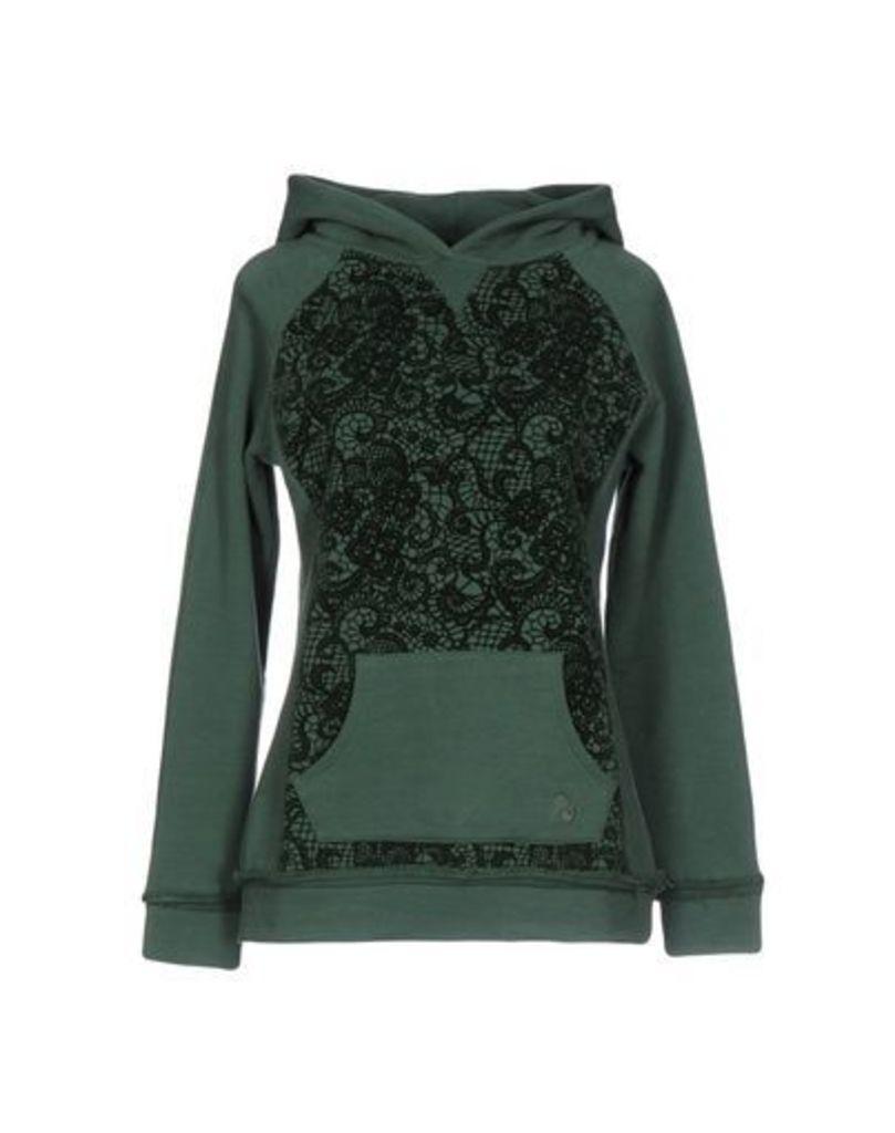 DUCK FARM TOPWEAR Sweatshirts Women on YOOX.COM