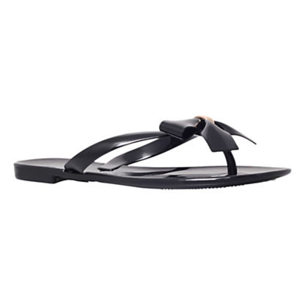 Carvela Star Flat T-bar Flip Flops