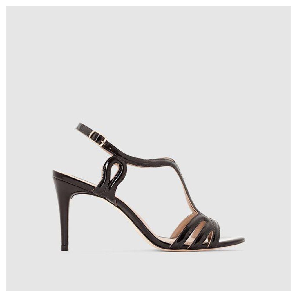 COSMOPARIS AKANE/VER Leather Sandals