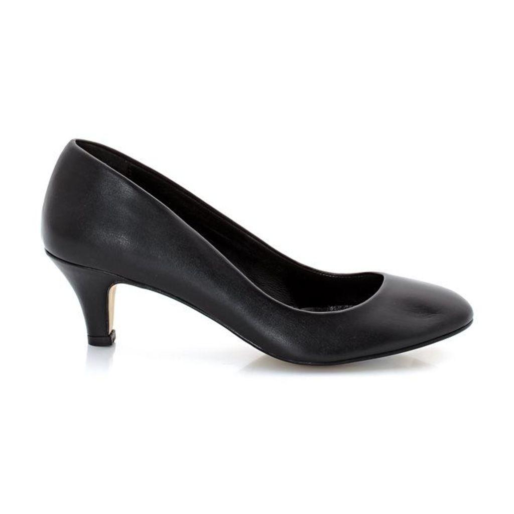 Low Heel Court Shoes