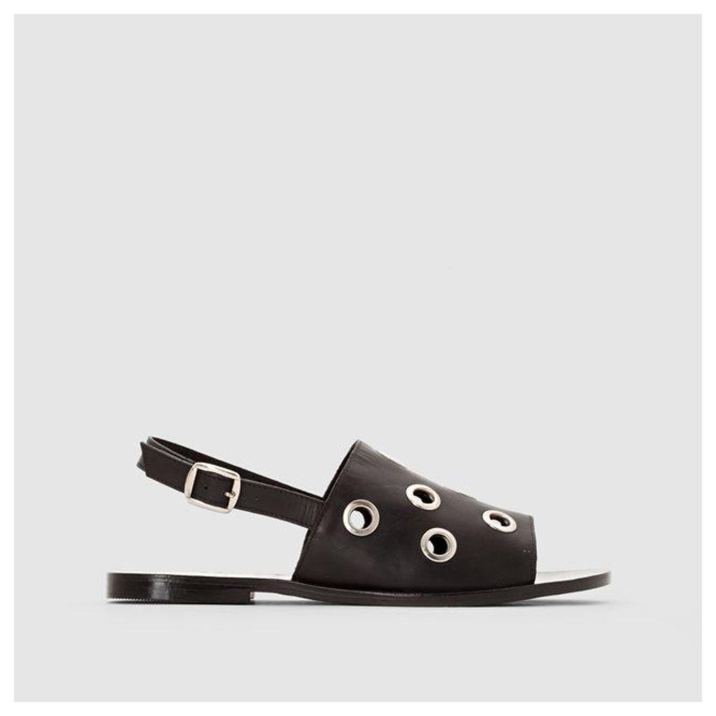 SOFT GREY Sandals