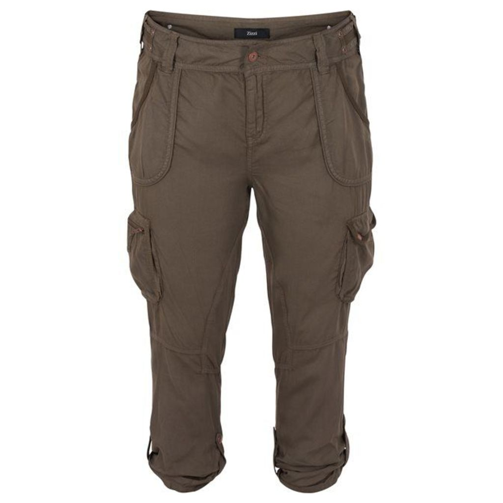 3/4 Length Trousers