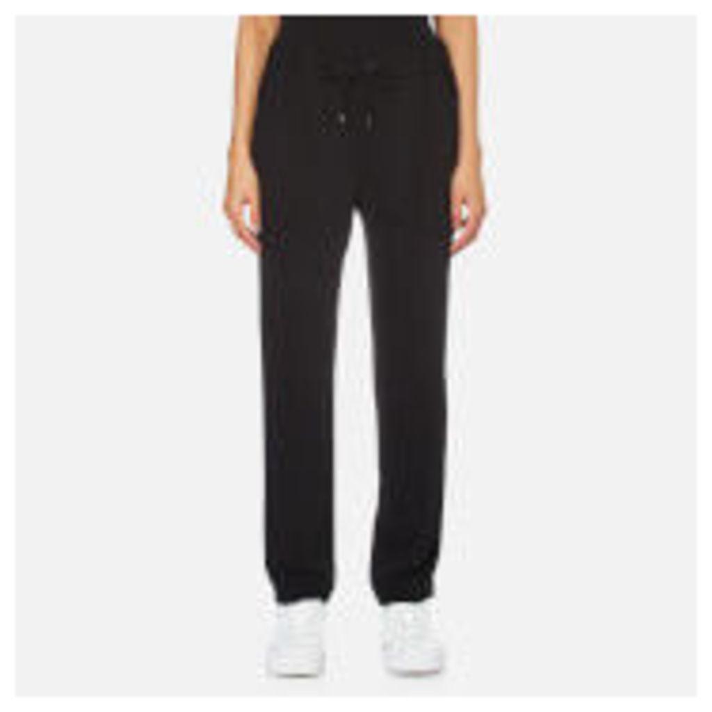 KENZO Women's Soft Crepe Trousers - Black