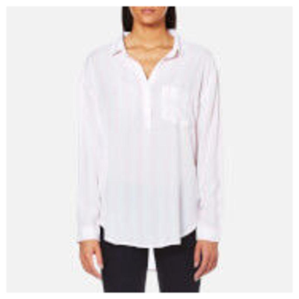 Rails Women's Elle Stripe Shirt - Peony White