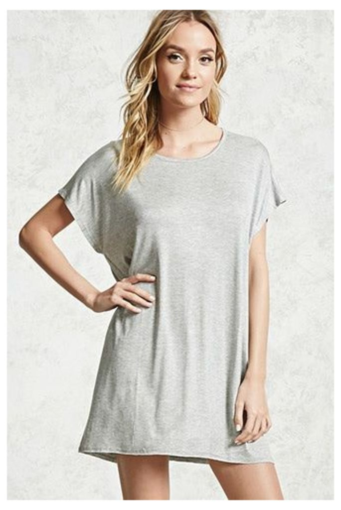 Dolman T-Shirt Dress