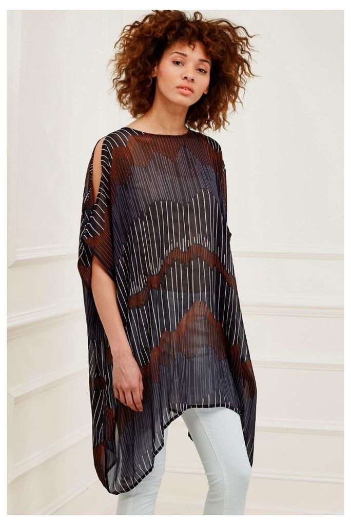 Sand Dunes Loose Fit Top