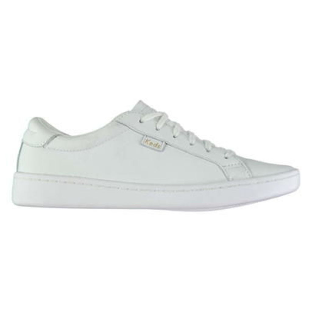 Keds Ace Leather Trainers