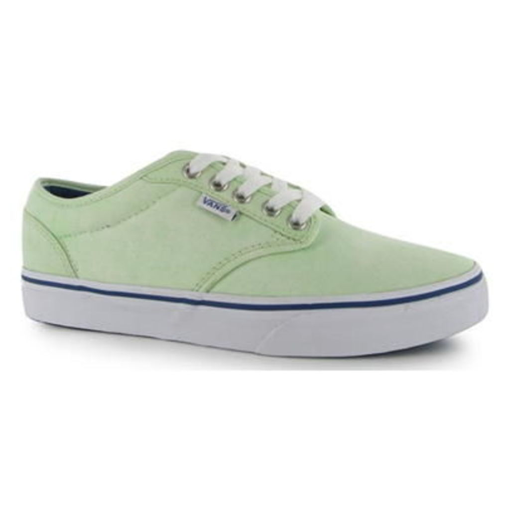 Vans Atwood Twill Ladies Canvas Shoes
