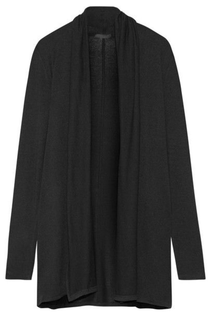 The Row - Knightsbridge Jersey Cardigan - Black