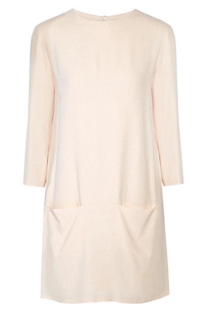 The Row - Marina Crepe Tunic Dress - Cream