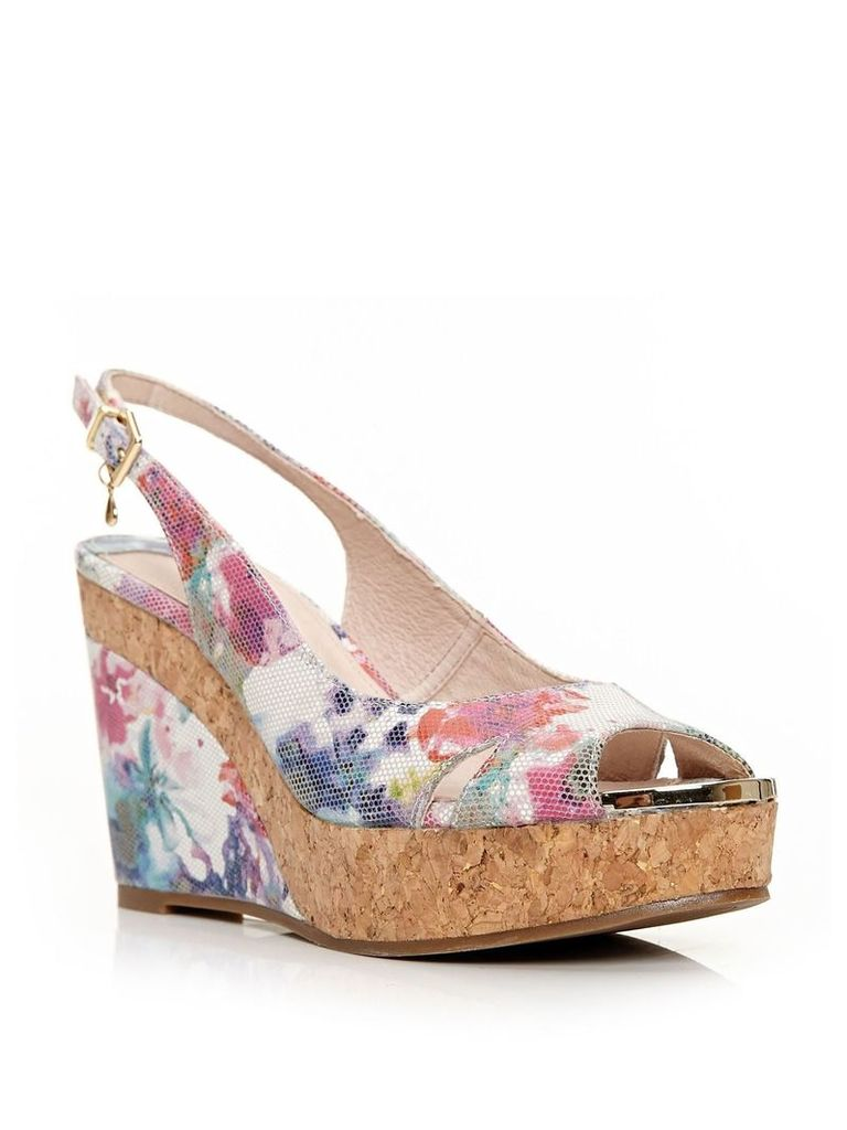 Moda in Pelle Rivas sandals, Multi-Coloured