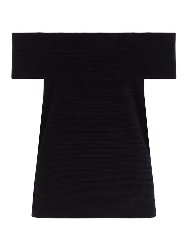 Hobbs May Knit Top, Black