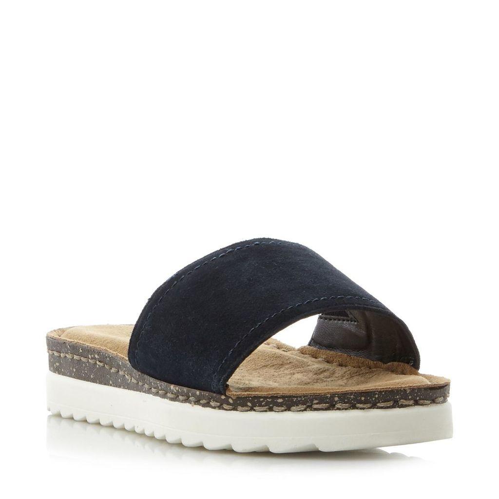Loiss Shark Sole Flatform Sandal