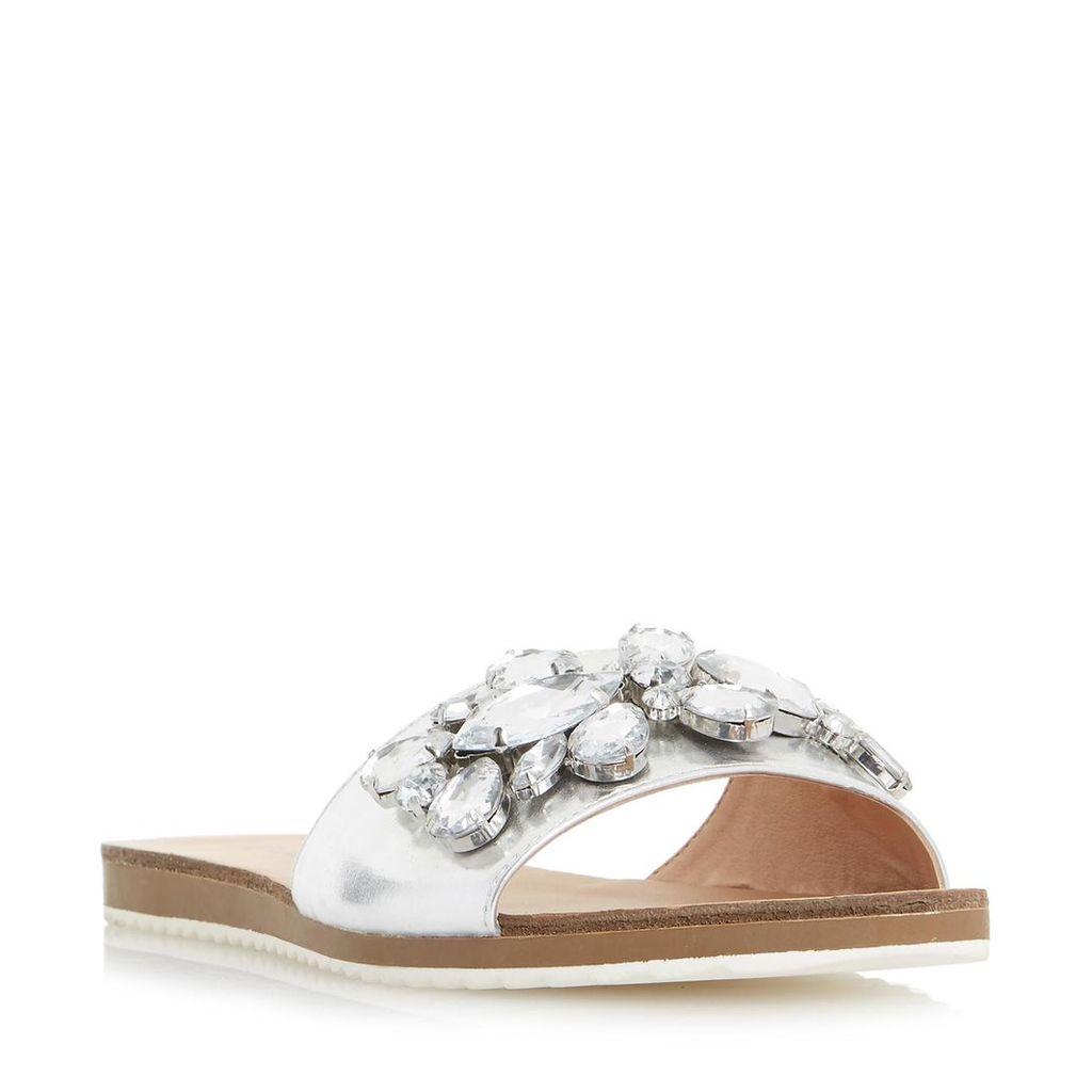 Lorax Jewelled Slider Sandal