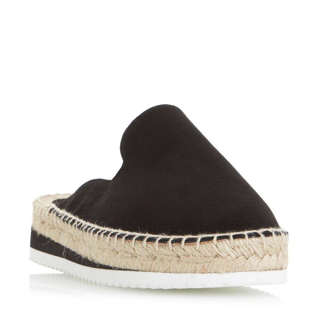 Geniee Backless Espadrille Shoe