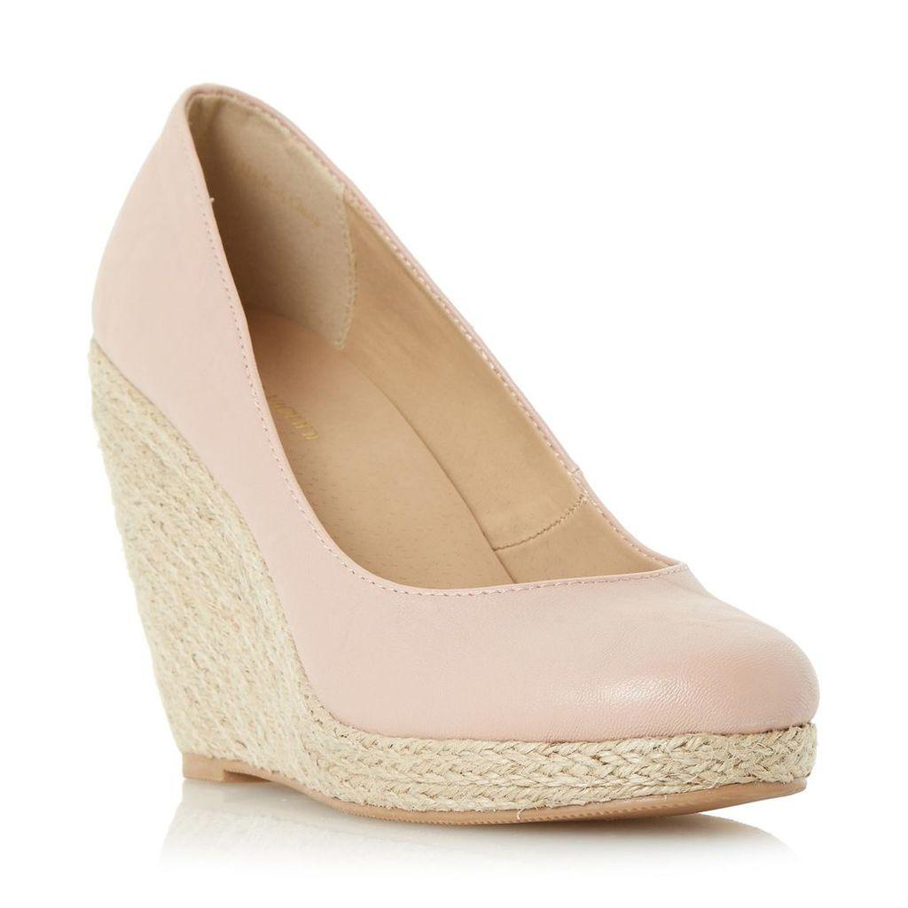 Alondra Espadrille Wedge Court Shoe