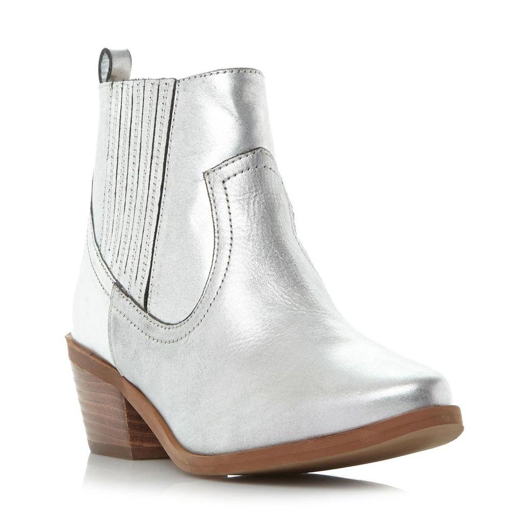Quiz Cuban Heel Western Boot