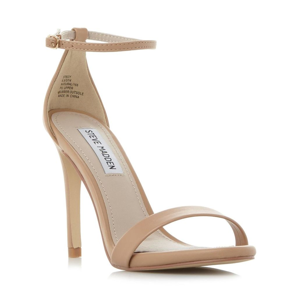 Stecy Sm Two Part High Heel Sandal