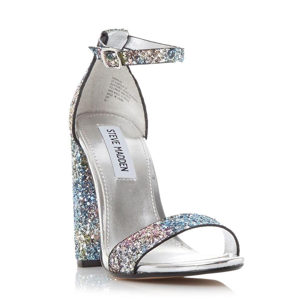 Carrson Sm Two Part Block Heel Sandal