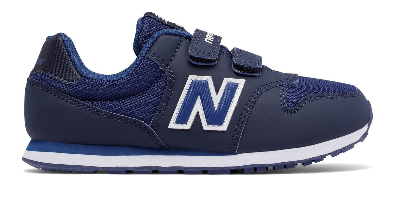 New Balance 500 Hook and Loop Unisex 6 - 10 Years (Size: 3 - 6) KV500BBY