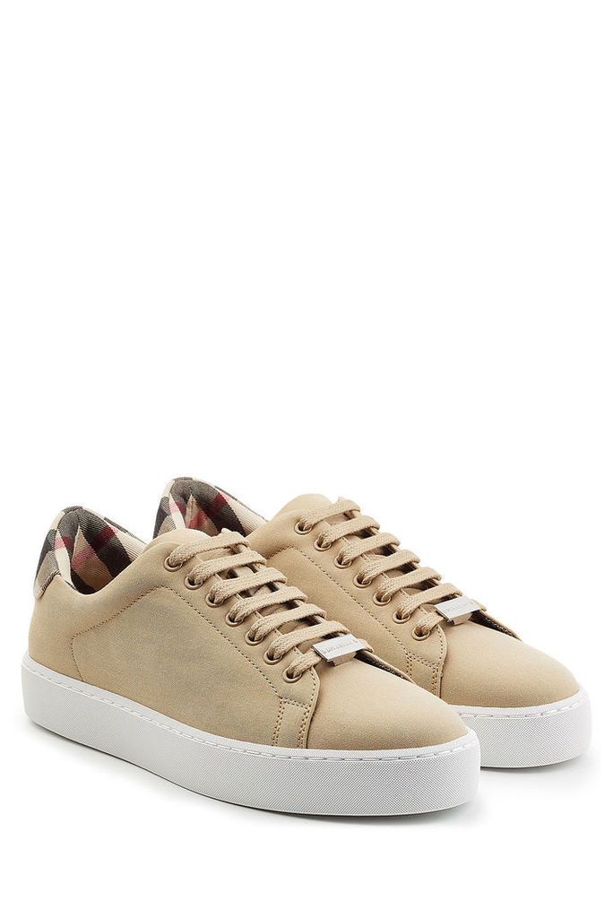 Burberry Canvas Sneakers