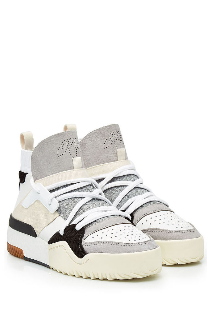 Adidas Originals by Alexander Wang Sneakers with Leather