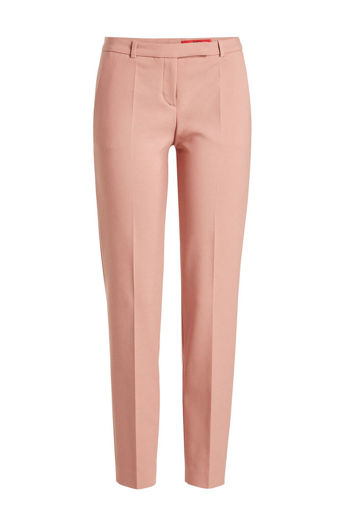 Hugo Tapered Pants with Cotton