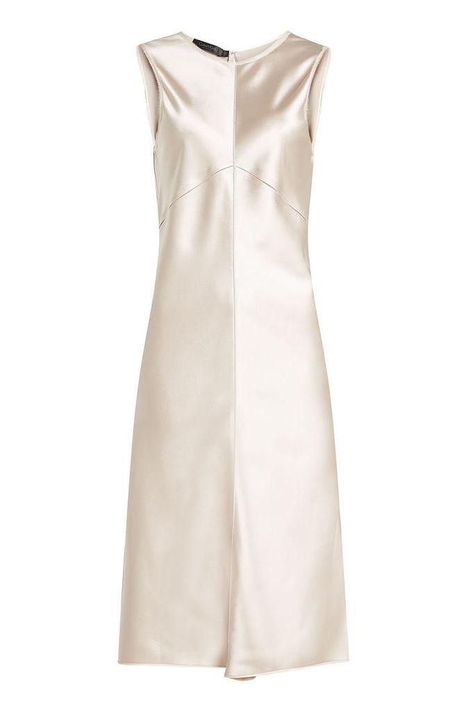 Calvin Klein Collection Satin Dress