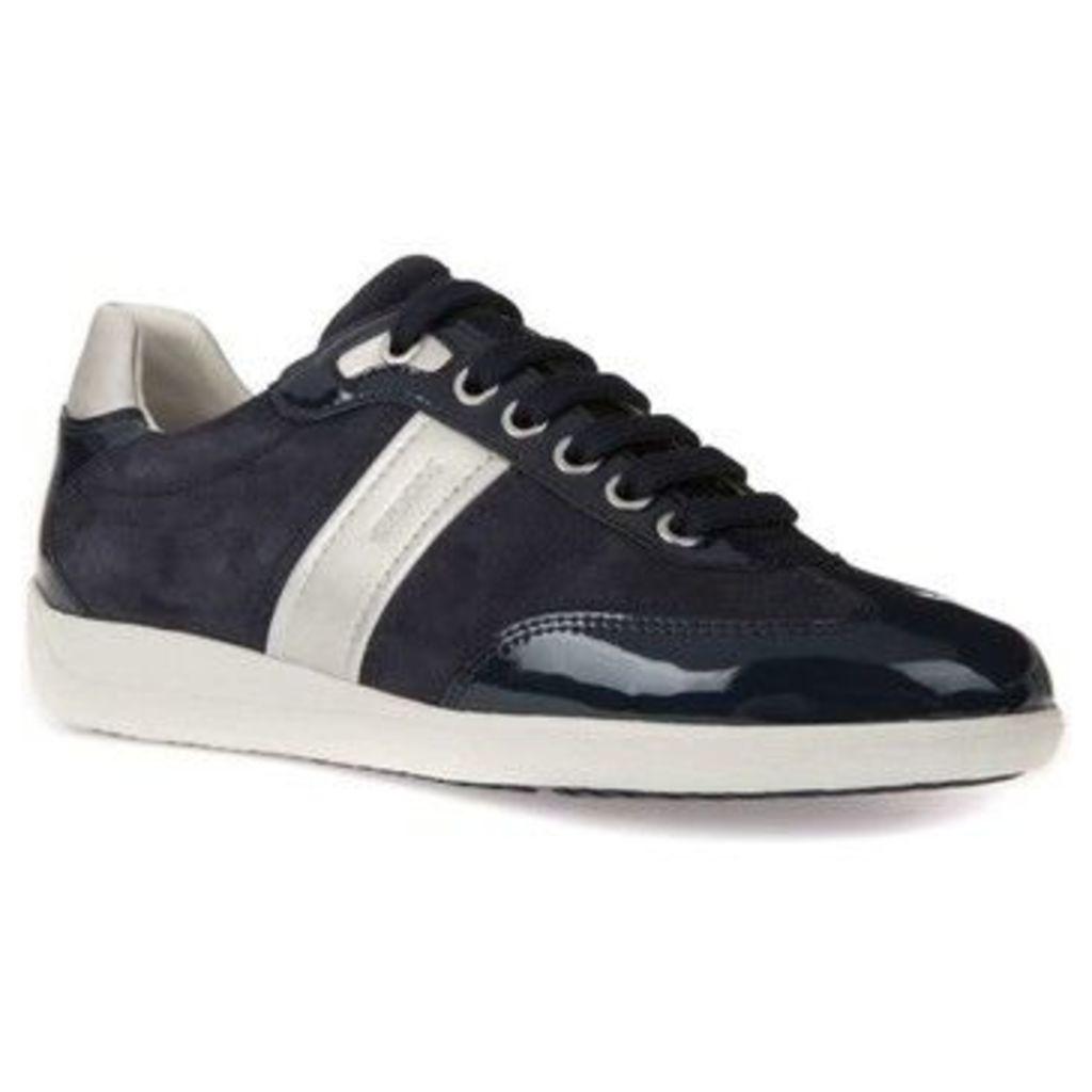 Geox  D7268A 021HH Sneakers Women  women's Walking Boots in blue
