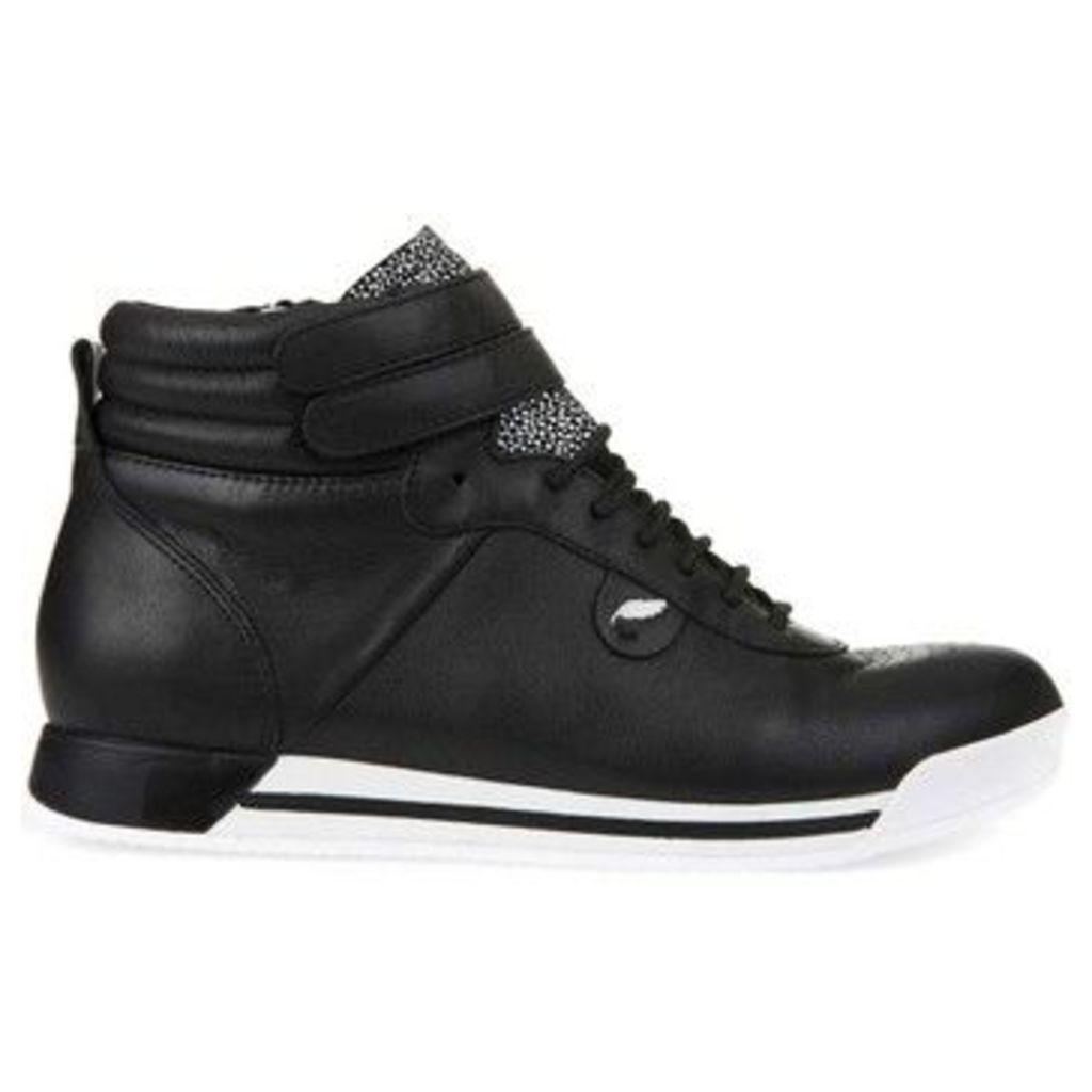 Geox  D724MB 00085 Sneakers Women  women's Walking Boots in black