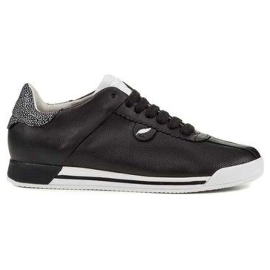Geox  D724MA 00085 Sneakers Women  women's Walking Boots in black