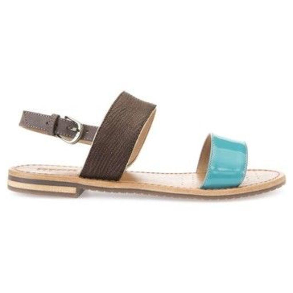 Geox  D622CA 0RZ66 Sandals Women  women's Sandals in brown