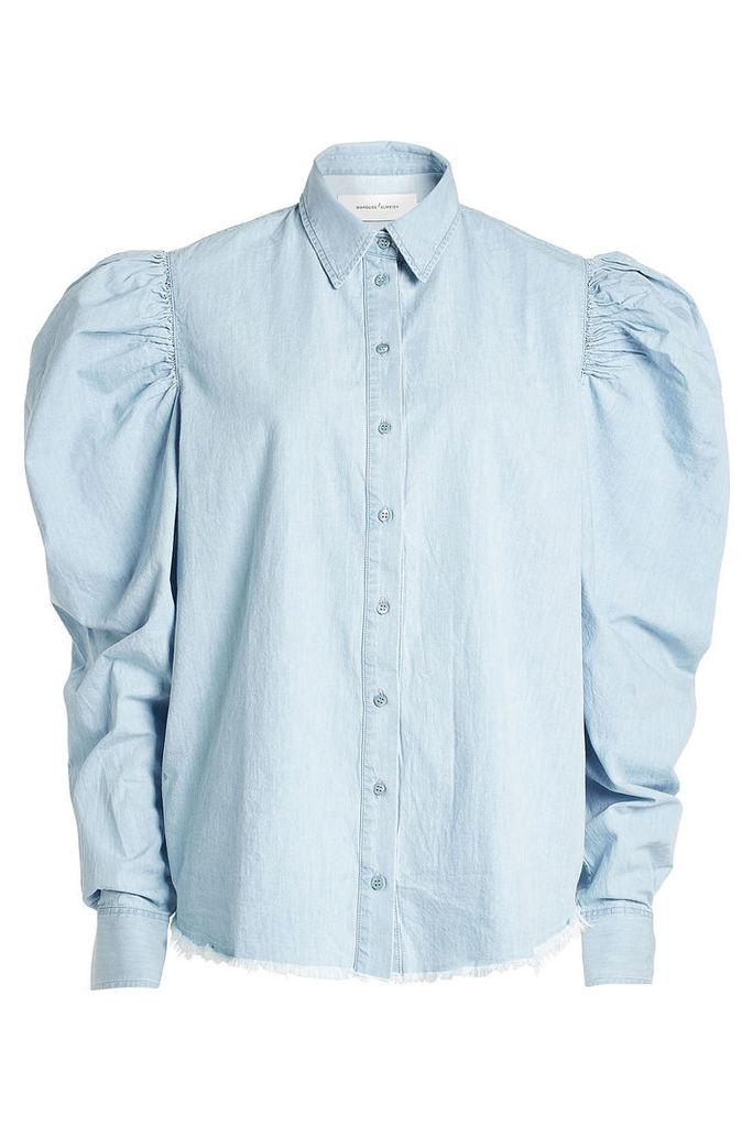 Marques\' Almeida Denim Shirt