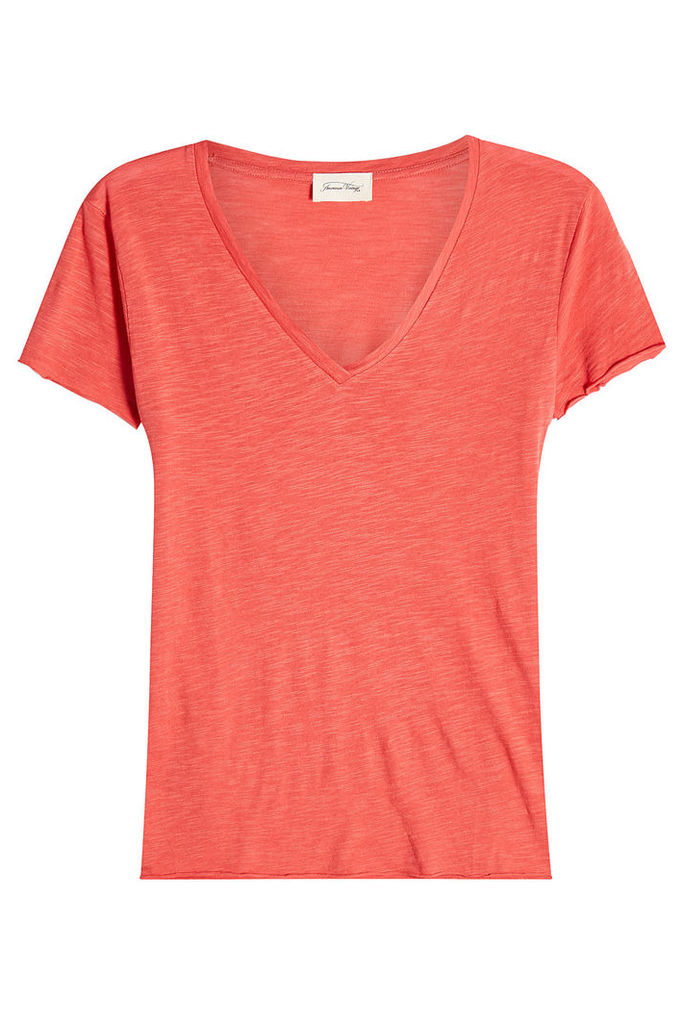 American Vintage T-Shirt with Cotton