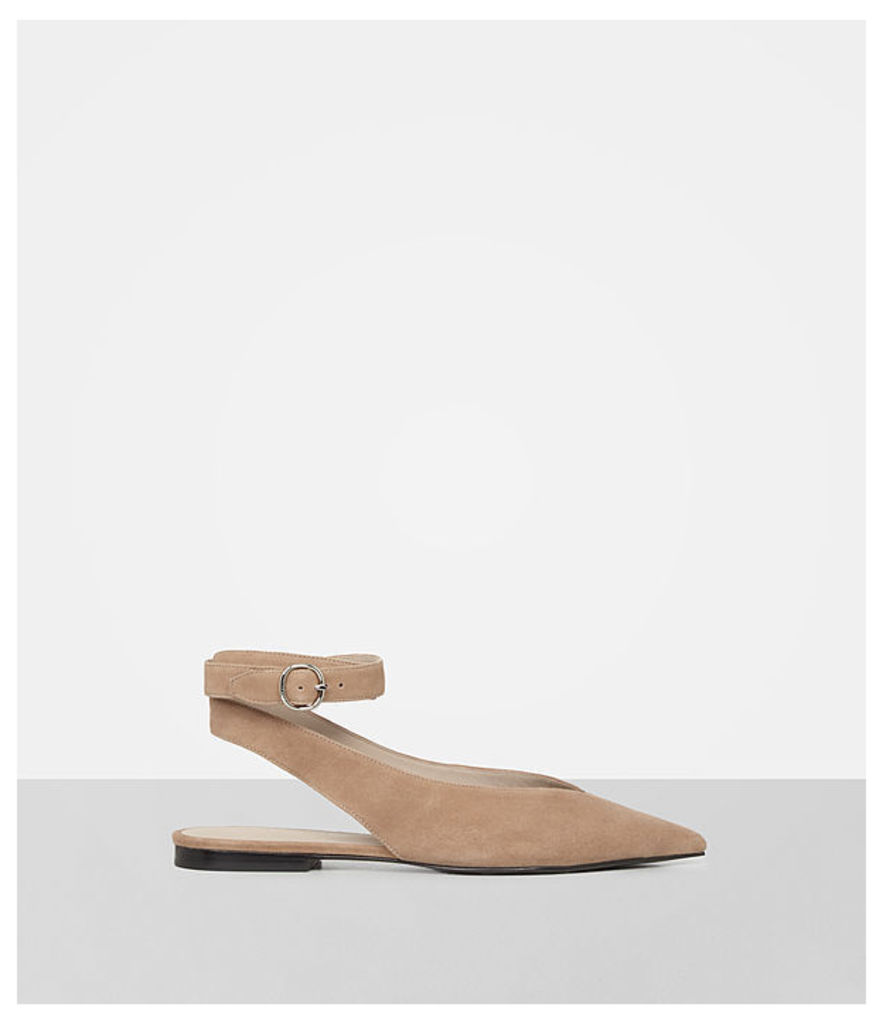 Cory Suede Shoe