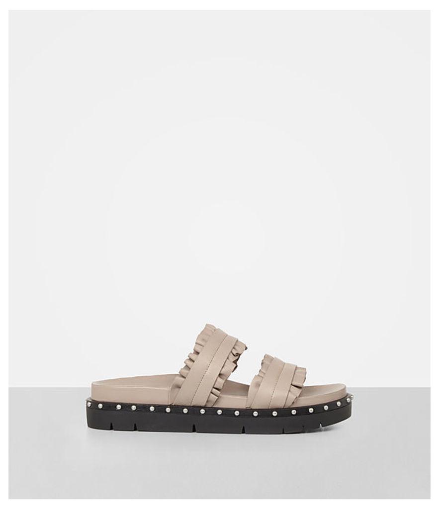 Alanna Embellished Slide Sandal